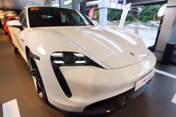 Electric Vehicle with a Soul: Porsche Taycan Turbo S