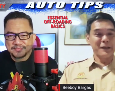 OFF-ROADING ESSENTIALS on today's AUTO TIPS
