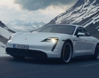 Porsche revolutionizes electric mobility with the Taycan