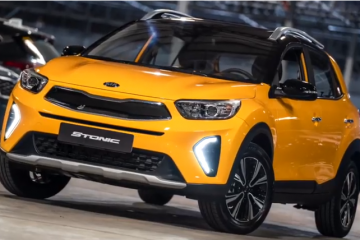 Style crosses over with substance with KIA's Stonic