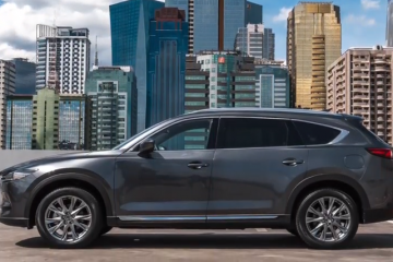 To drive or to lounge? -The Mazda CX-8 AWD Exclusive
