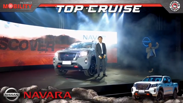 A brief respite of freedom with the new Nissan NAVARA