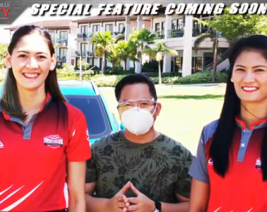 The Twin Towers of Philippine Volleyball takes on the Chery Tiggo 7 Pro... soon on Mobility PH!