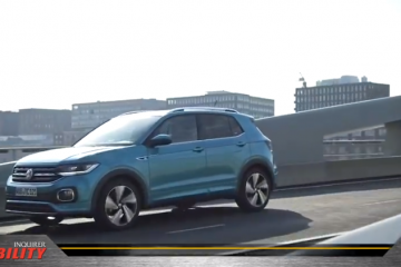 Volkswagen's got its groove back with the all-new T-Cross!