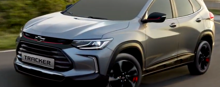 We're keeping track of Chevrolet's all-new Tracker!