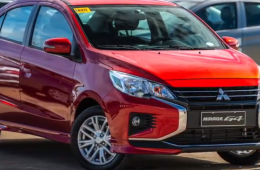Mitsubishi's new Mirage just compels you to just G!